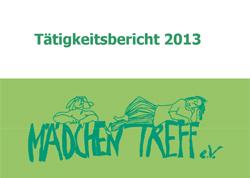 Tätigkeitsbericht 2013